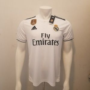 Other - REAL MADRID HOME JERSEY